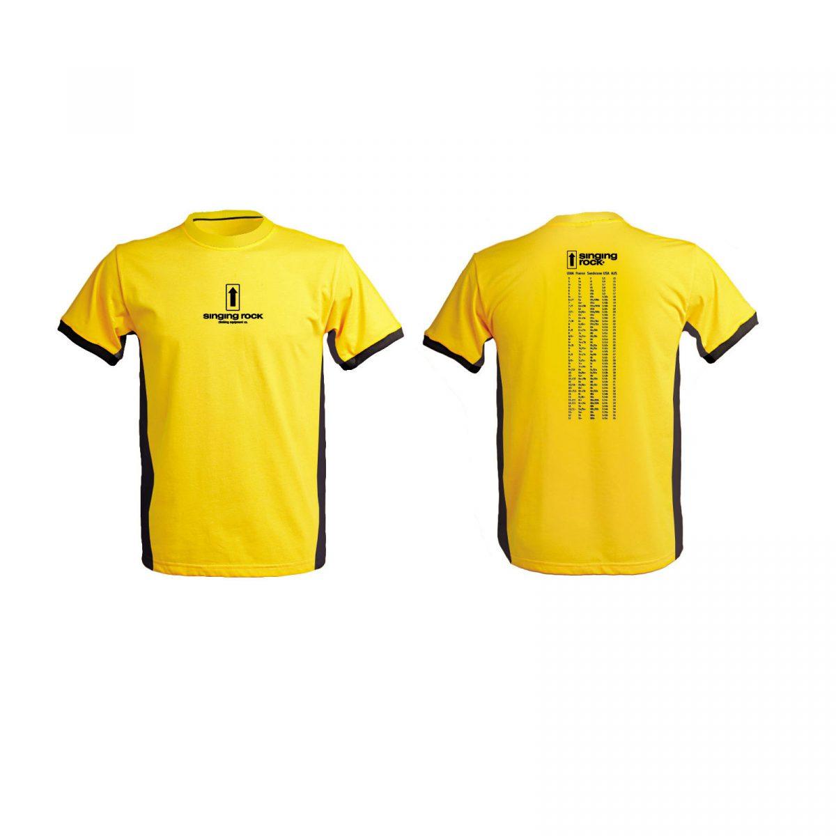 Koszulka męska CLIMBING GRADES