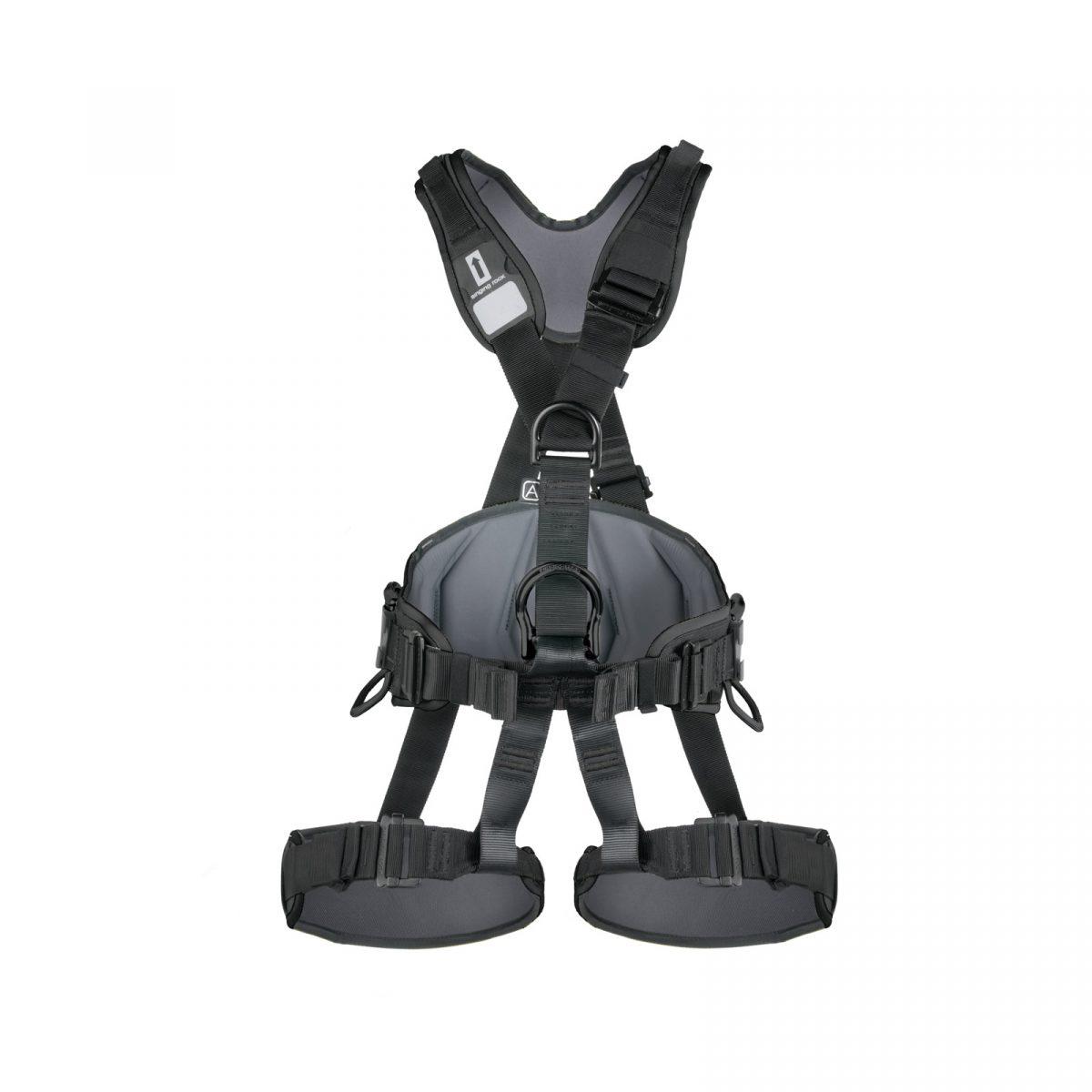 uprząż PROFI WORKER 3D STANDARD BLACK